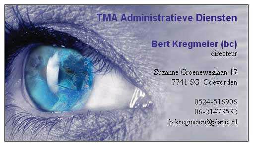 TMA Administratieve Diensten